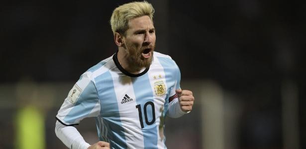 Messi volta à seleção argentina após três jogos de ausência nas Eliminatórias