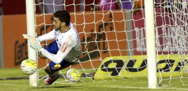 Se conseguir levar para os pênaltis, Cruzeiro terá exímio pegador abaixo das traves