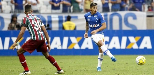 Lucas Romero perdeu espaço no Cruzeiro de Mano Menezes