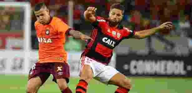 Rivais na Libertadores, agora Atlético torce por Fla para voltar em 2018 - Pilar Olivares/Reuters
