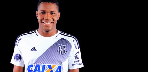 Matheus Jesus tem 20 anos e não joga desde o fim de março, no Paulistão - Divulgação/AAPP