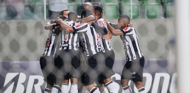 Atlético-MG encerrou participação na fase de grupos e agora seca concorrentes por melhores posições