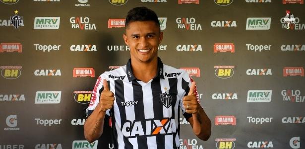 Atacante chega ao Atlético buscando regularidade e resgate do bom futebol