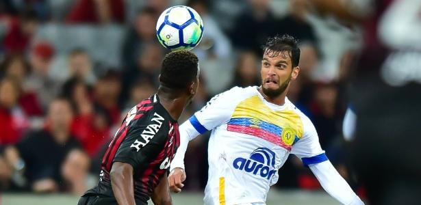 Rafael Thyere tem contrato com o Grêmio até o final de 2020 e volta de empréstimo - Jason Silva/AGIF