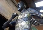 Pai de Pedro Rocha faz estátua do filho e quer doar peça ao Grêmio - Arquivo pessoal