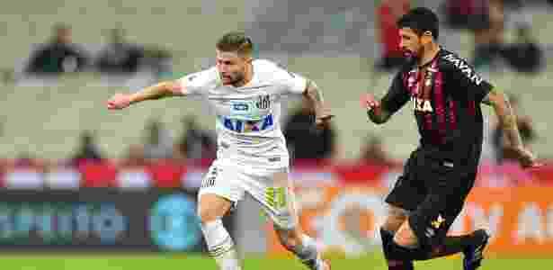 Santos testa ataque sem Gabigol contra Atlético-PR goleador no 2º ... b4316038e653b