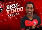 Arouca assina contrato com o Vitória até dezembro - Divulgação/Vitória