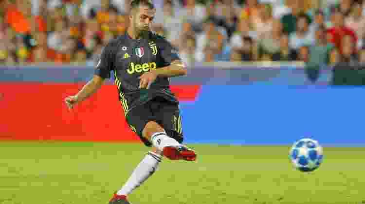 Pjanic deve trocar a Juventus pelo Barcelona nos próximos meses -  REUTERS/Heino Kalis -  REUTERS/Heino Kalis