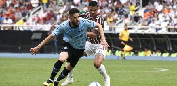 Marcelo Oliveira acredita que poderá ter mais oportunidades como zagueiro em 2019 - MAILSON SANTANA/FLUMINENSE FC