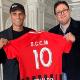 Anunciado por time do Marrocos, Rivaldo agradece, mas nega ser técnico