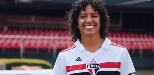 Time feminino do São Paulo terá a atacante Cristiane como grande destaque - Renata Damasio/saopaulofc.net