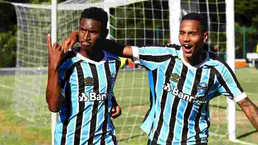 2f78437b04 Grêmio encaminha venda de Tetê ao Shakhtar por R  42 milhões