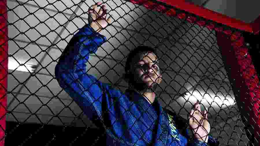 Gabriel Silva Costa, campeão de jiu-jitsu que foi convidado para treinar nos EUA, com tudo pago, mas teve o visto negado - Rafael Roncato/UOL