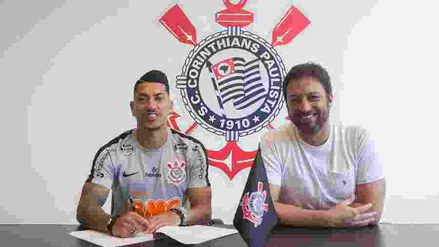 O vínculo de Ralf terminava no fim desta temporada - Daniel Augusto Jr. / Agência Corinthians