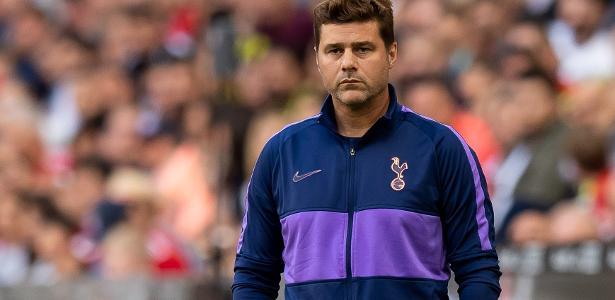 Temporada ruim no Inglês | Tottenham anuncia saída do técnico argentino Mauricio Pochettino