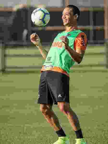 Ricardo Oliveira, centroavante do Atlético-MG - Bruno Cantini/Divulgação/Atlético-MG
