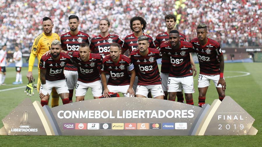 Baixe O Pôster Do Flamengo Campeão Da Libertadores 2019 23