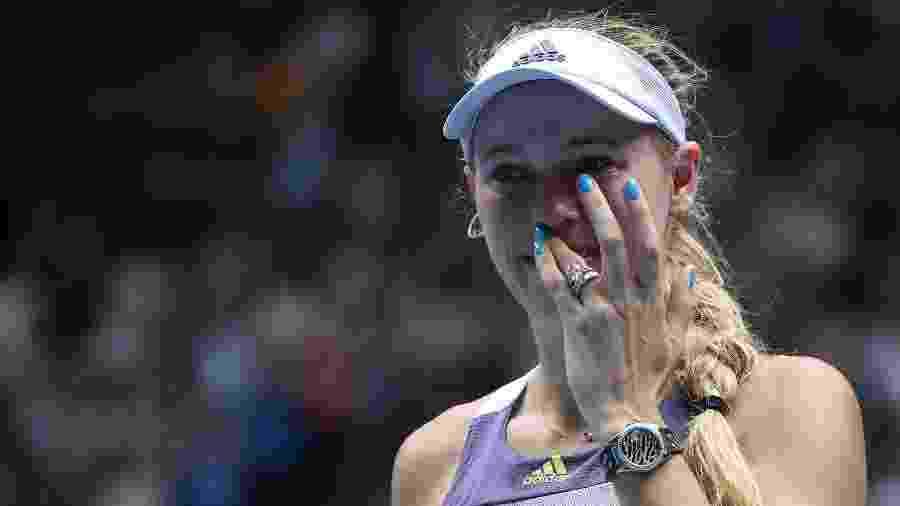 Wozniacki se aposentou após participação no Aberto da Austrália - Xinhua/Bai Xuefei