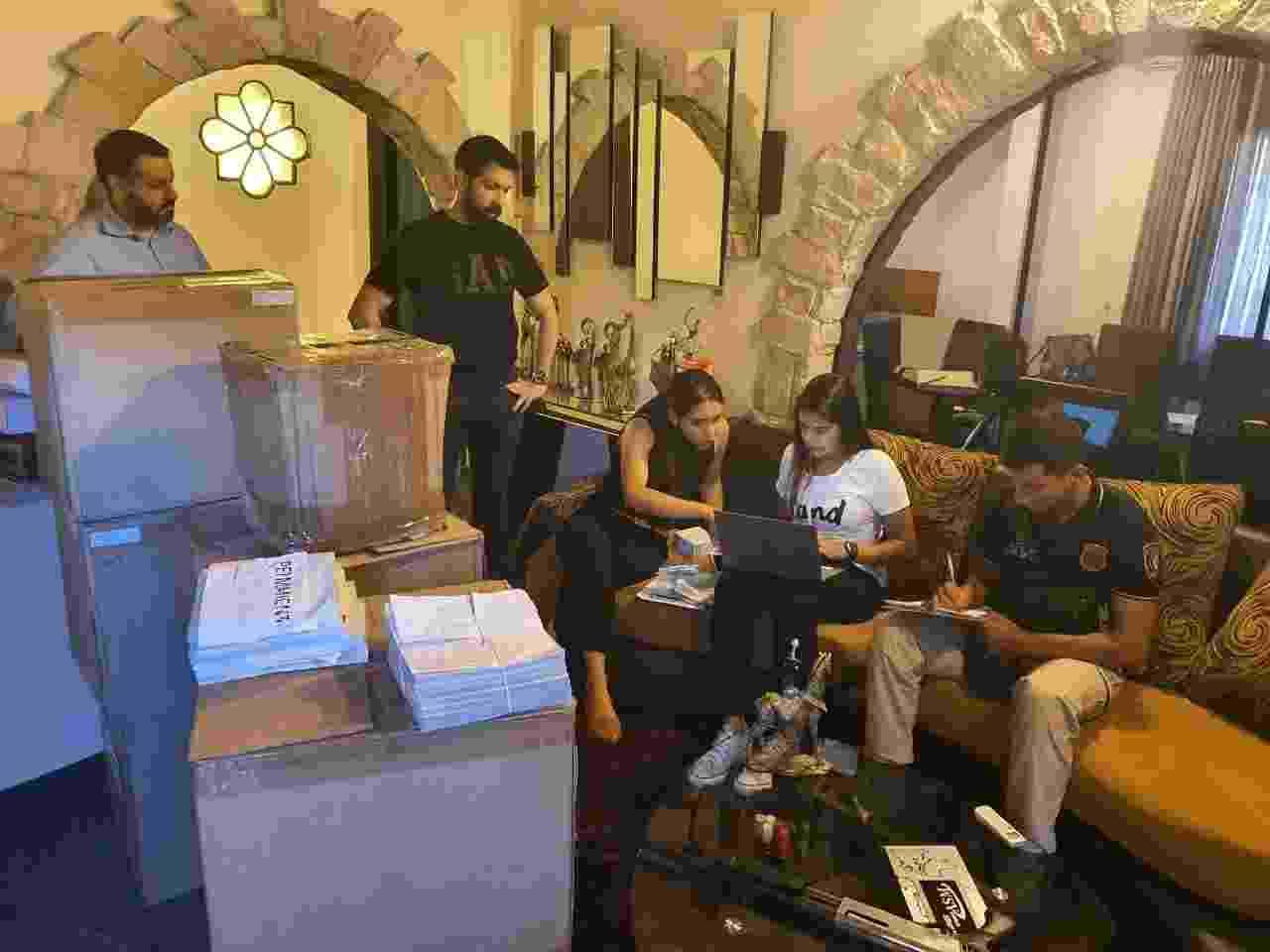 Caso Ronaldinho: MP do Paraguai realiza busca e apreensão em casa de Dália - Mp dp Paraguai