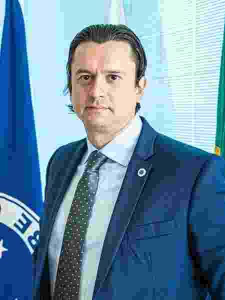 Sérgio Santos Rodrigues, presidente do Cruzeiro, diz que clube deve anunciar técnico até sexta-feira - Igor Sales/Cruzeiro