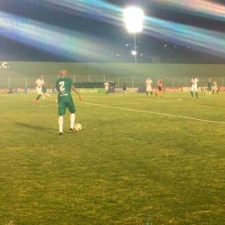 Estádio do Boavista, em Bacaxá, distrito de Saquarema, vai receber jogos - Divulgação/ Agência FERJ
