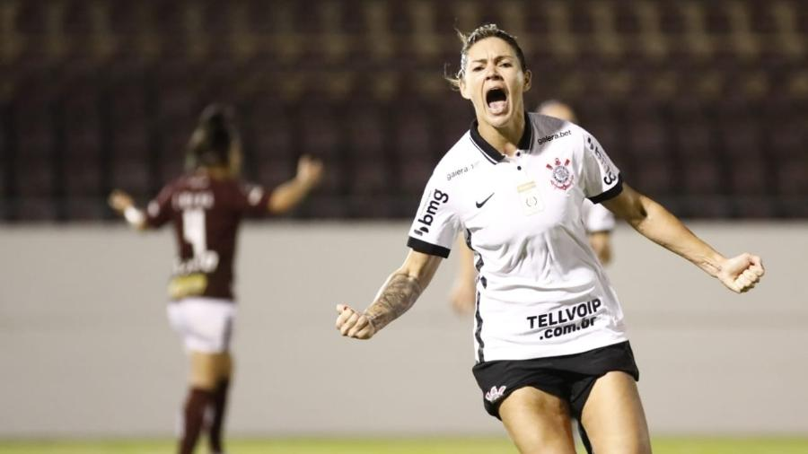 Na fase de grupos, o Corinthians venceu a Ferroviária por 1 a 0 - Rodrigo Gazzanel/Ag; Corinthians