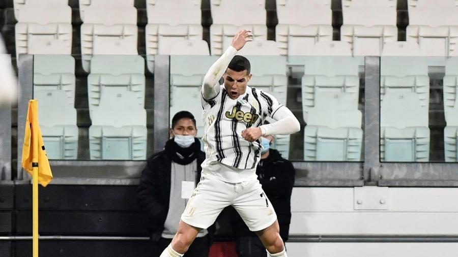 Cristiano Ronaldo pode estar fora dos planos da Juventus para o próximo ano - Massimo Pinca/Reuters