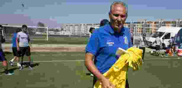 Tite comanda treinamento no Chile visando ao duelo contra o Cobresal - Daniel Augusto Jr/site oficial do Corinthians