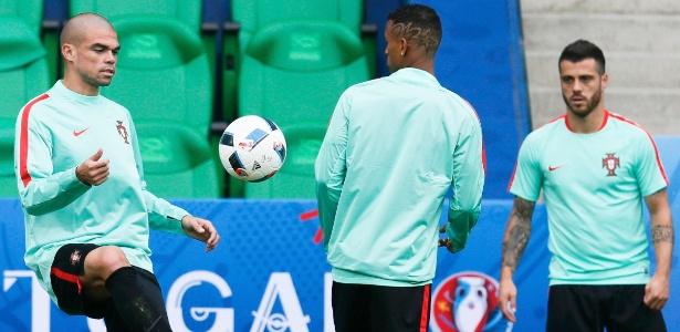 Pepe ressaltou a força da seleção portuguesa ao avaliar possibilidade de título