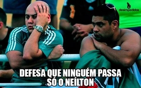Rivais tiram sarro da defesa do Palmeiras