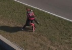Pilotos se envolvem em acidente na Nascar e brigam fora da pista - Reprodução