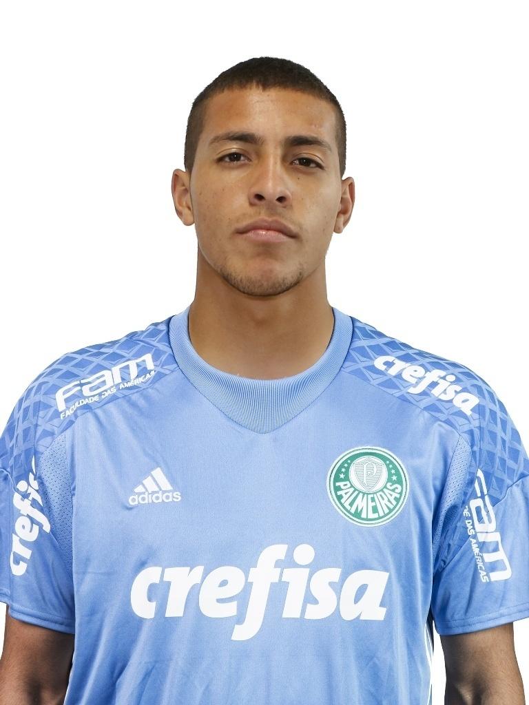 Igor, goleiro sub-17 do Palmeiras