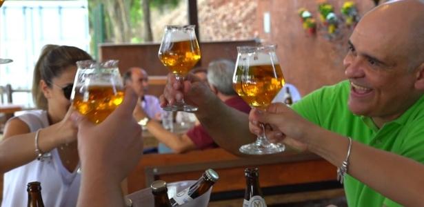 Marcos vendeu mil kits de sua cerveja em menos de 24 horas - Reprodução/Site Oficial Clube 12