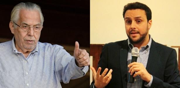 """Rivais duros no processo eleitoral, Brant e Eurico tiveram """"trégua"""" mediada pela Ferj"""