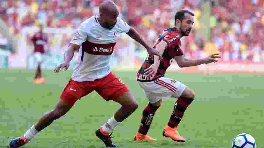Fla e Internacional farão clássico brasileiro pela Libertadores - Thiago Ribeiro/AGIF