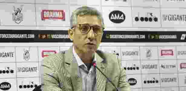 Com a decisão, Campello deixa momentaneamente o status de presidente interino  - Paulo Fernandes / Flickr do Vasco