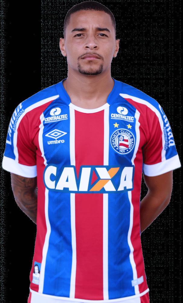 Gregore de Magalhães da Silva, meia do Bahia