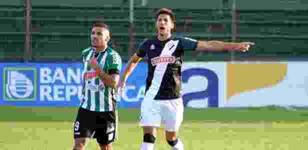 Atlético-MG se acerta com Danubio e aguarda zagueiro para fechar empréstimo 295d1037fabaa