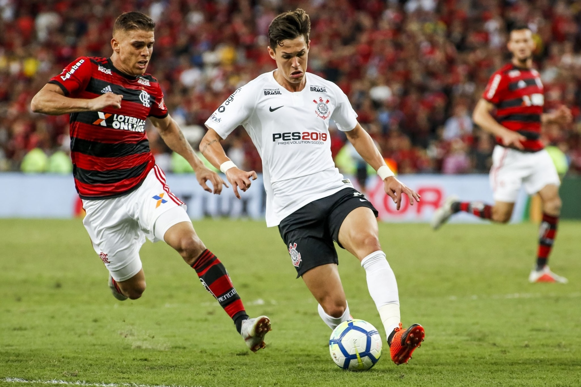 704eeb433a Semi opõe Corinthians de olho na grana e Flamengo louco por uma conquista -  26 09 2018 - UOL Esporte