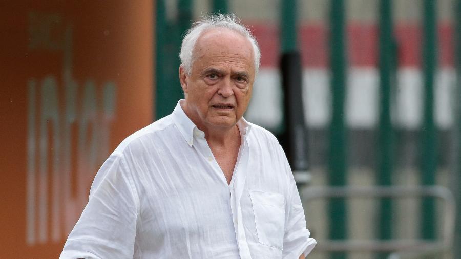 Leco é o presidente do Tricolor Paulista desde 2015 e não conseguiu bons resultados - Marcello Zambrana/AGIF