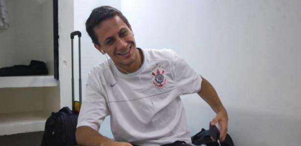 Eduardo Ramos jogou a Série B de 2008 pelo Corinthians - Daniel Augusto Jr/Ag. Corinthians