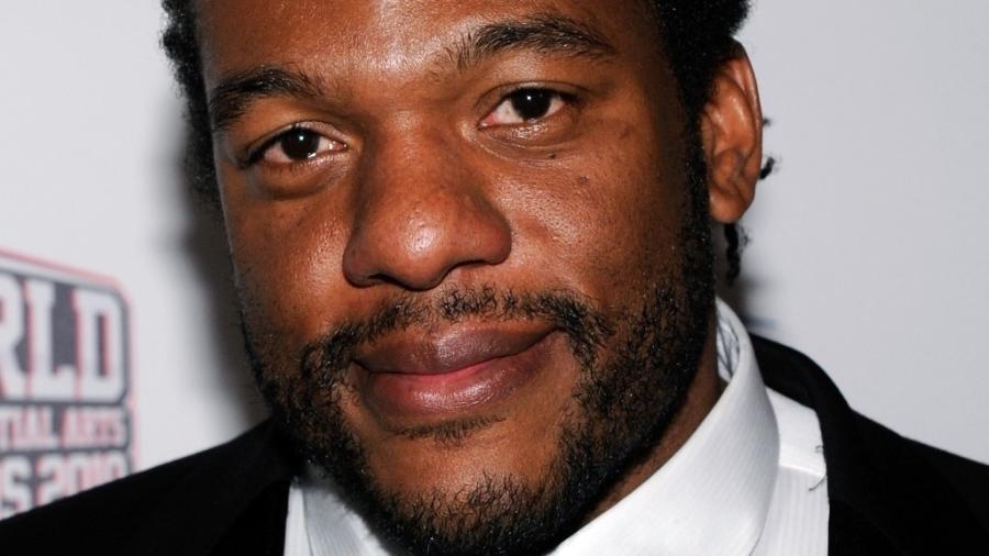 Herb Dean, no Oscar do MMA, em Las Vegas - Ethan Miller/Getty Images