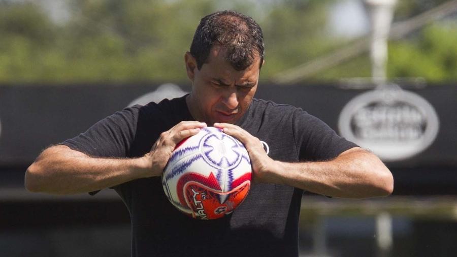 Treinador espera manter time competitivo nos próximos dez jogos para remodelar o Corinthians no meio do ano - Daniel Augusto Jr/Ag. Corinthians