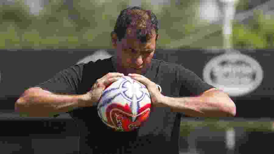Fábio Carille, em má fase, tem contrato com o Corinthians até o fim de 2020 - Daniel Augusto Jr/Ag. Corinthians