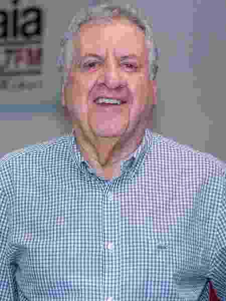 Emanuel Carneiro, presidente da Rádio Itatiaia - Divulgação/Rádio Itatiaia