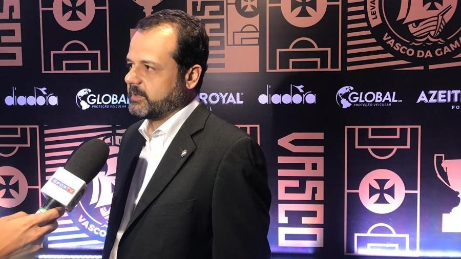 Engenheiro Pedro Seixas foi responsável pelos projetos do CT e da reforma de São Januário na gestão Campello - Bruno Braz / UOL