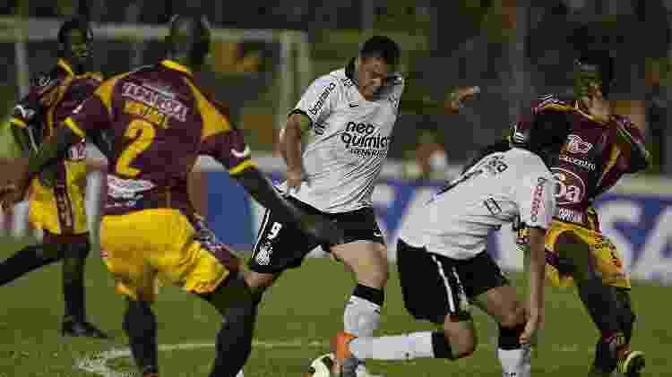 Tolima - Daniel Augusto Jr./Ag. Corinthians - Daniel Augusto Jr./Ag. Corinthians