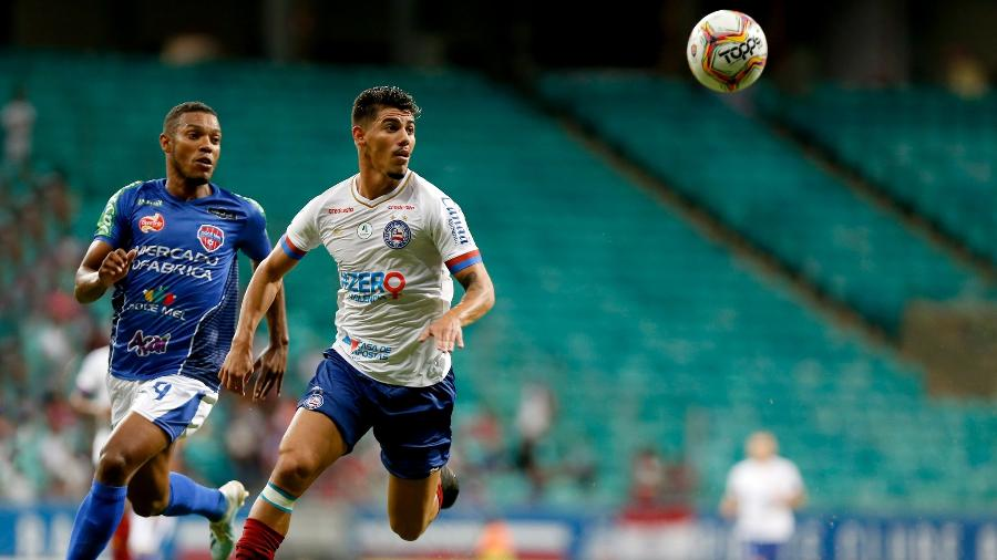 Bahia lidera a primeira fase do Campeonato Baiano - Felipe Oliveira / EC Bahia