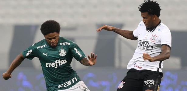 Final do Paulista | Em jogo sem brilho, Corinthians e Palmeiras empatam por 0 a 0 no 1º jogo