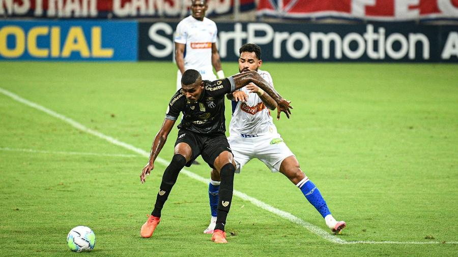 Fortaleza e Ceará se enfrentam: Campeonato Cearense terá pay-per-view na Sky - Kely Pereira/AGIF